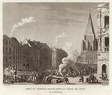 The death of General Dillon in the Ville de Lille