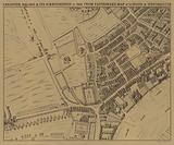 Leicester Square and its surroundings in 1658