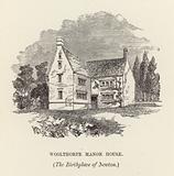 Birthplace of Sir Isaac Newton