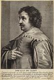 Portrait of Paulus Du Pont