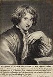 Portrait of Sir Anthony van Dyck