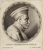 Portrait of Cosimo de' Medici