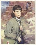 Valya Zenkina, Belorussian Soviet Pioneer girl who fought in World War II