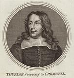 John Thurloe, English politician