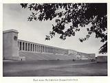 Grandstand on the Zeppelin Field, Nuremberg