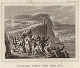 Passage Thro' the Red Sea
