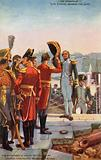 The surrender of Malta to the British, 4 September 1800