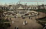 Elite Gardens, Franco-British Exhibition, White City, London, 1908