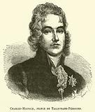 Charles-Maurice, prince de Talleyrand-Perigord