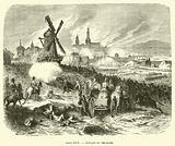 Aout 1812, Attaque de Smolensk