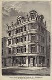 London Street Architecture, Premises, No 8, Bucklersbury
