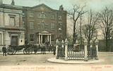 Coronation Stone and Municipal Offices, Kingston