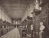 Trinity College, Cambridge, the Library