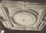 Thorpe Hall, Peterborough, Ceiling of Dining Room