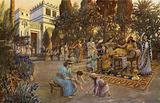 Domestic life in ancient Babylon