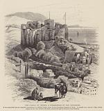 The Castle of Tripoli, a stronghold of the crusaders