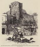 The Citadel of Saida, the Ancient Sidon