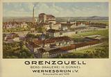 Grenzquell Brewery, Wernesgrun, Saxony, Germany