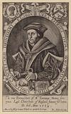 Sir Thomas More, English lawyer, statesman, philosopher and humanist