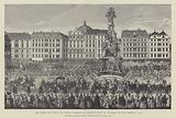The oath of fealty to Maria Theresa as Archduchess of Austria, 22 November 1740
