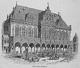 Town-hall, Bremen