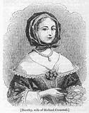 Dorothy, wife of Richard Cromwell