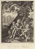 Horace Walpole, English historian, author and politician