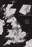 Industrial regions of Britain, targets for German air attacks, World War II