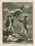 Cruelty of the Irish rebels at Wexford, 1798