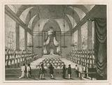 Passing of the Reform Bill in the House of Lords, 1832