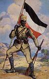 Askari, First World War colonial soldier from German East Africa