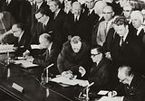 On 3 June 1972 the foreign ministers of the Four Powers signed the final protocol to the Quadripartite Agreement on …