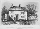 Birth Place of John Locke, Wrington, Somersetshire