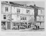 Birth-Place of Akenside Butcher Bank, Newcastle-Upon-Tyne, Northumberland