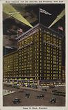Hotel Imperial, 31st and 32nd Street and Broadway, New York City, USA