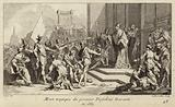 Murder of Jean-Etienne Duranti, first President of the Parliament of Toulouse, 1589