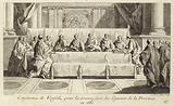 Conference for the submission of members of the Catholic League in Languedoc, 1580