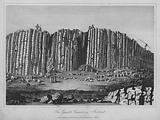 The Giant's Causeway, County Antrim, Ireland
