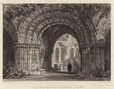 Chapter-House, Furness Abbey