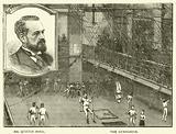 Mr Quintin Hogg, the gymnasium