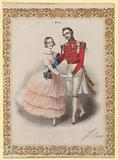 The Queen and Prince Albert's Polka