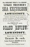 Yankee Thatcher's Sea Excursion to Lowestoft