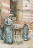 The Sweetmeat Seller