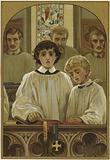 Choir boys