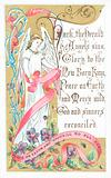 Hark The Herald Angels Sing, Christmas Card