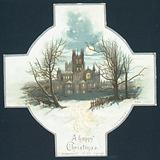 Canterbury Cathedral, Christmas Card