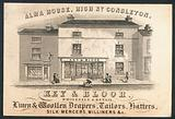 Key and Bloor, wholesale and retail linen and woollen drapers, tailors, hatters, silk mercers, milliners
