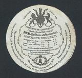 Monsieur Edouart, Silhouette Likenesses, trade card