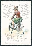 Scottish Christmas card