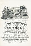 Trade card, Joseph Pontin